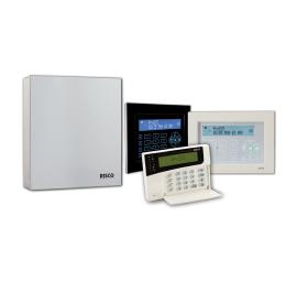 Risco Milano ProSYS System with keypads 540x510