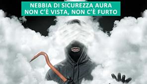 nebbia di sicurezza aura